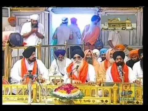 Santa Ke Kaaraj Aap Khaloya - Bhai Gurmej Singh