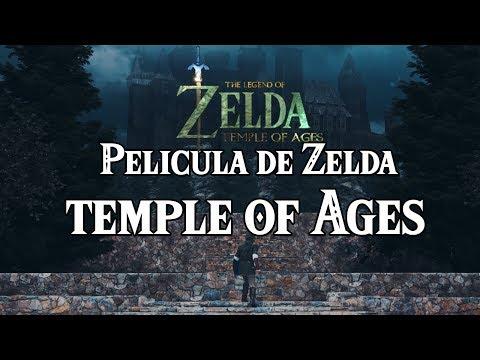 Pelicula de The Legend of Zelda Temple of Ages   Fan Film Indiegogo