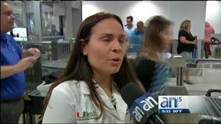 Aeropuerto de Miami incorpora programa para personas con problemas auditivos - América TeVé
