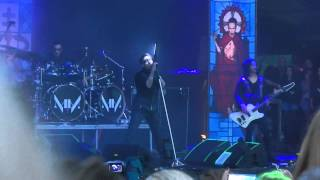 Marilyn Manson - Sweet Dreams Are Made of This at Download Festival 2015