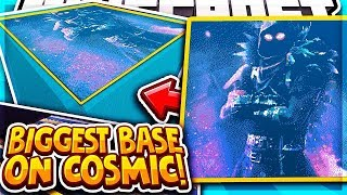 ONE OF THE BIGGEST BASES ON COSMIC... | Minecraft Factions | Cosmic Pvp | Spirit [2]