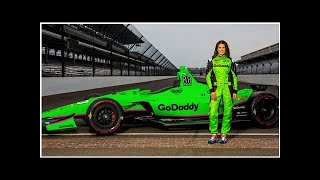 Livery uncovered for Danica Patricks Indy 500 farewell