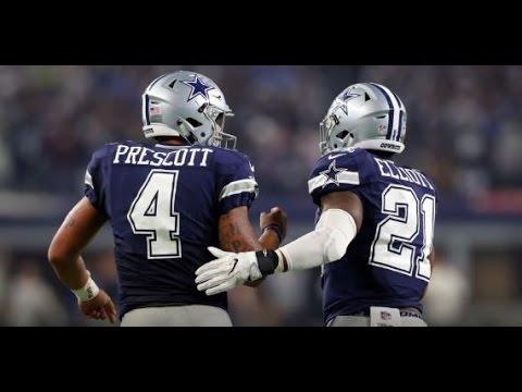 Dallas Cowboys vs Washington Redskins Recap,Dak Prescott,Dez Bryant