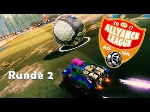 allyance League ► ACHTELFINALE ► Dr.Animus vs. FFBasel   gadarol.de Team ► Rocket League 1vs.1