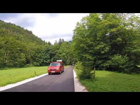 Radovna valley near Bled