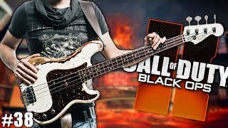 Playing Guitar on Black Ops 2 Ep. 38 - Slapping Bass