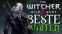 11 BESTE WAFFEN in THE WITCHER 3 - Diese Waffen braucht jeder - Witcher 3 Tipps deutsch