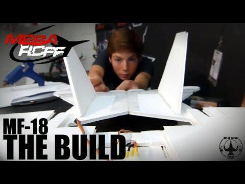 MESArcFF - MF-18 The Build - STUDENT PROJECT