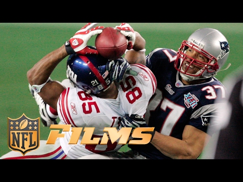 #2 Giants vs. Patriots (Super Bowl XLII) | NFL Films | Top 10 Super Bowls of All Time