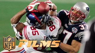 #2 Giants vs. Patriots (Super Bowl XLII) | NFL Films | Top 10 Super Bowls of All Time thumbnail