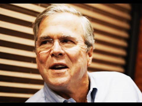 Jeb Bush Wants A Time Machine To Kill Baby Hitler