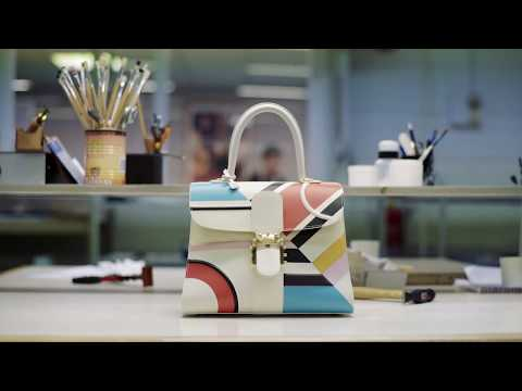 Delvaux Ethiopia Bag - A Journey of Colours and Textures thumbnail