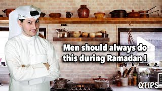 #QTip: Men should always do this during Ramadan! thumbnail