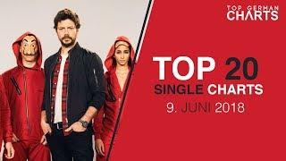TOP 20 SINGLE CHARTS ▸ 9. JUNI 2018