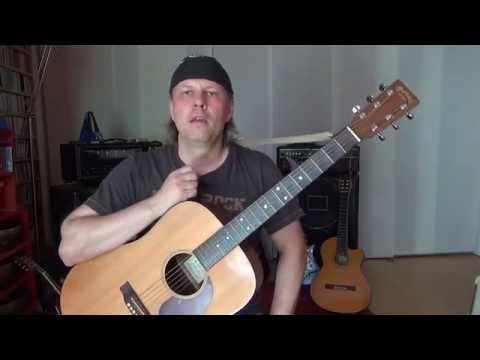"Amy MacDonald - ""This is the life"" - Akustik Gitarren Tutorial"