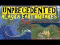 UNPRECEDENTED! BIGGEST EARTHQUAKE EVER KAKTOVIK NORTH ALASKA EARTHQUAKE SWARM!