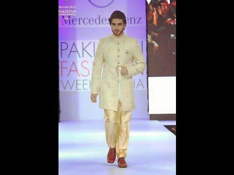 Imran Abbas at Pakistan Fashion Week Doha Qatar