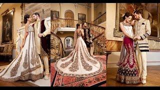 Asian bridal wear and sherwanis 2015