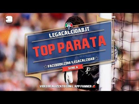 Alitalia Calcio 5-3 Testaccio C8 | Serie A - 2ª | Top Parata - Boni (TC8)