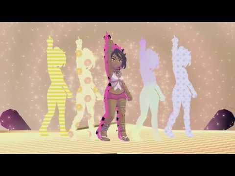 [Pokemon MMD] Dance! (Olivia)