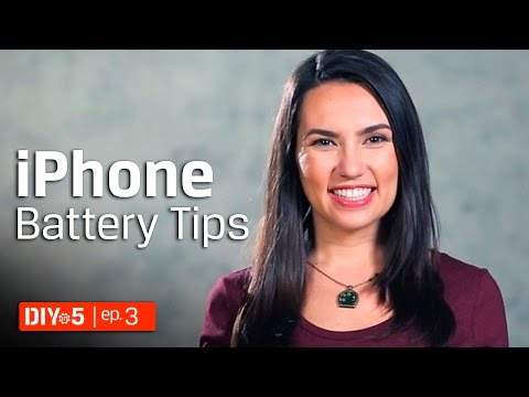 How to Extend iPhone Battery Life - Kingston DIY in 5 Ep 3