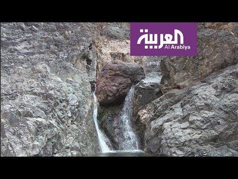 كاميرا العربية تتجول جواً في وادي الفرع  - نشر قبل 3 ساعة