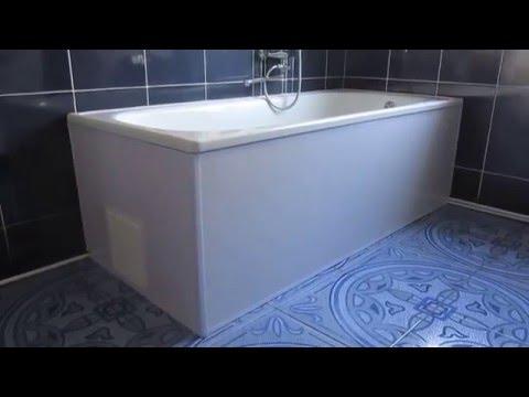 экран под ванну  своими руками легко и быстро, ванная комната