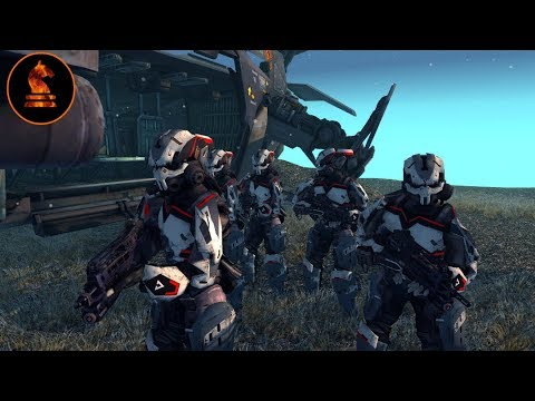 Men Of War Assault Squad 2 Killzone Mod -  Hunted |