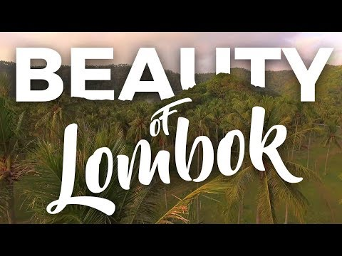 Lombok's natural beauty that will never end !!