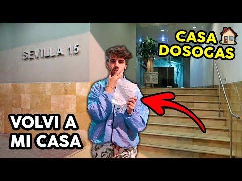 REGRESÉ A LA EX CASA DE DOSOGASTEAM POR ESTA RAZON...