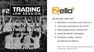 Hedging nocą na radiu forex, #2 Live Squawk