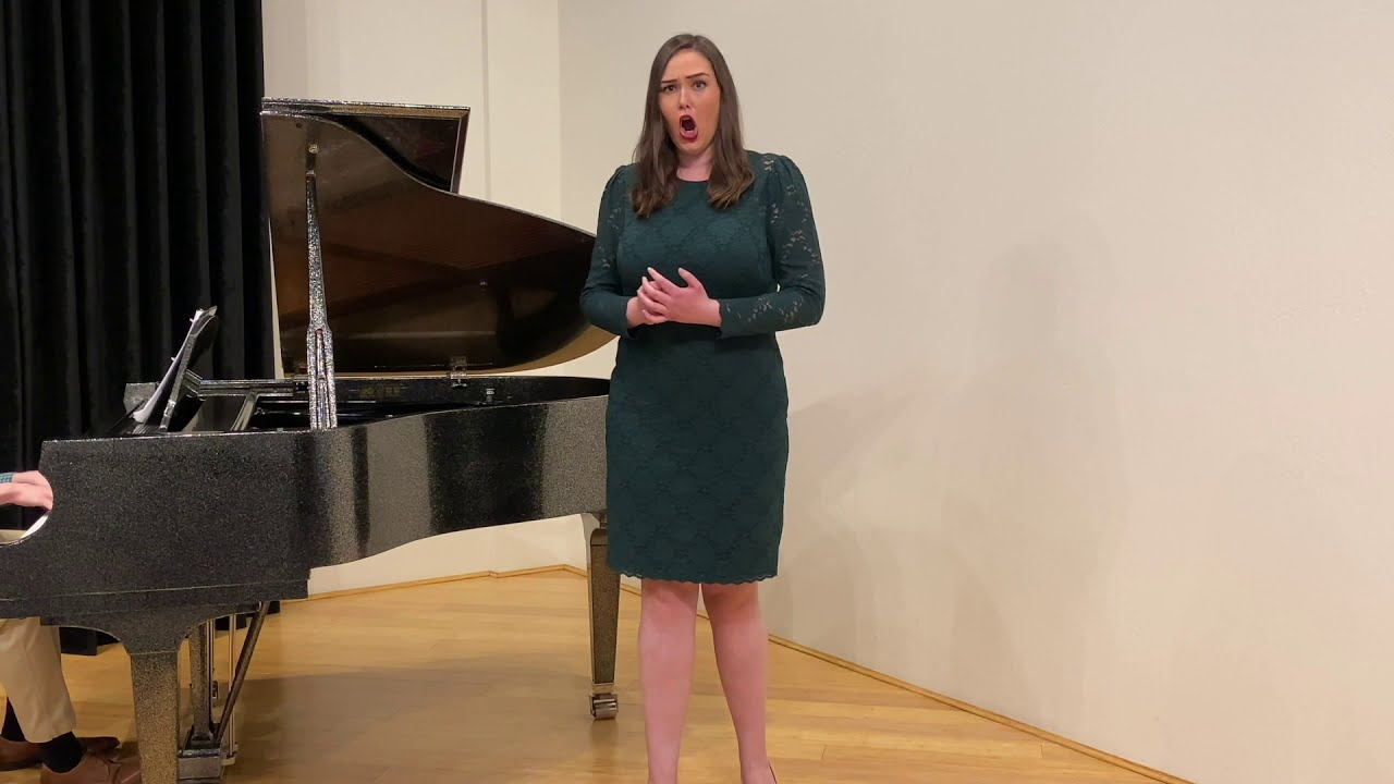 Kaitlyn Johnson, soprano
