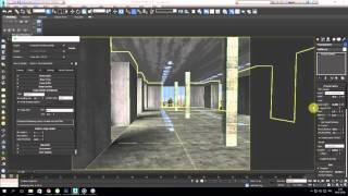 Урок 12 Физическая камера 3dsmax2016
