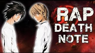 DEATH NOTE RAP (2015) | Doblecero