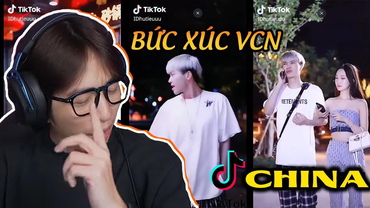 ViruSs đã chia tay bạn gái Trung Quốc ?!   ViruSs Reaction TikTok Trung Quốc #1