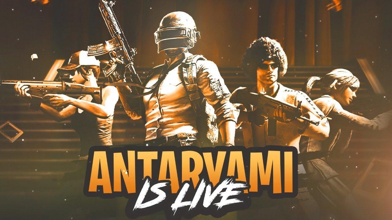 PUBG MOBILE LIVE || Antaryami Gaming