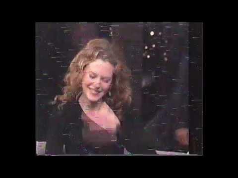 Nicole Kidman Interview on David Letterman 1996