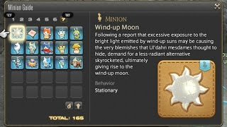 Final Fantasy XIV: The Far Edge of Fate - The Wind-up Moon