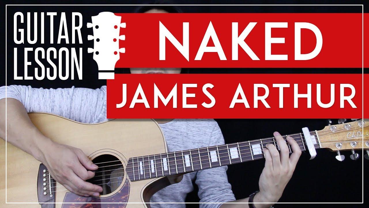 James Arthur-Naked (LYRICS) - YouTube