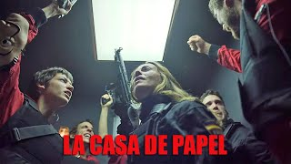 Arcade Fire - Wake Up (Lyric video) • La Casa De Papel | S4 Soundtrack