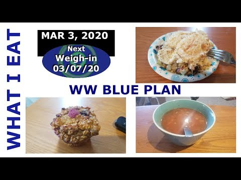 march-3-2020-full-day-of-what-i-eat-in-a-day-on-ww-blue-plan-|-my-weekly-meal-plan