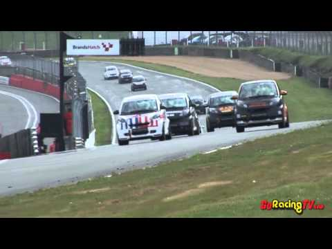 2017 Smart Cars 4two Cup Round 3 Brands Hatch
