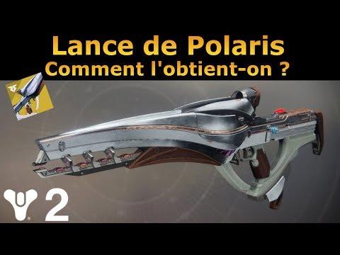 Destiny 2 : Lance de Polaris ! Eclaireur Exotique d'Anna Bray ! Comment l'obtenir ?