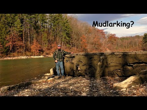 Mudlarking In Pennsylvania??