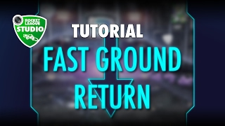 THE FASTEST WAY DOWNWARDS | Rocket League Tutorial