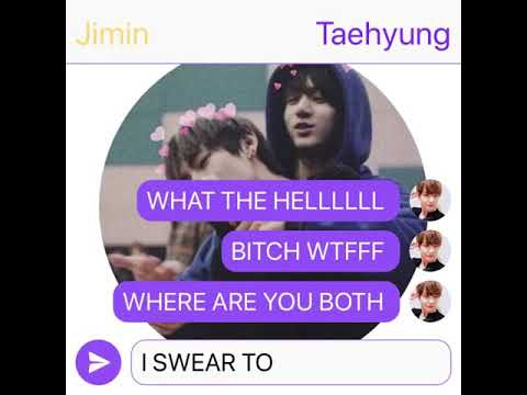 Taekook / Vkook - Special Surprise (Fake Texting) #48