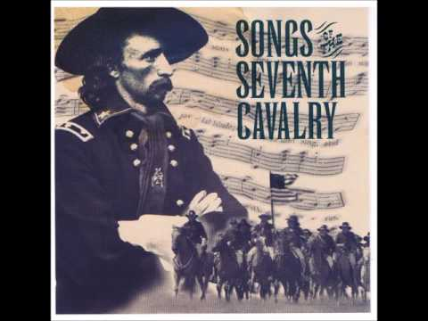 Songs of the Seventh Cavalry (CD)