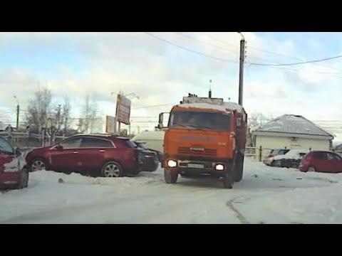 Нелепые ДТП и авто приколы 2016 Подборка автоприколов на видеорегистратор #47