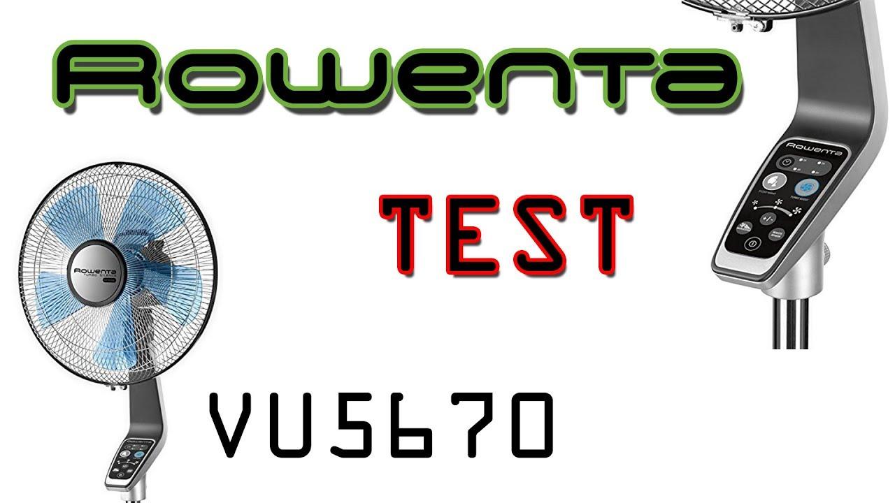 Rowenta VU5670F0/Turbo Silence 16 Standventilator