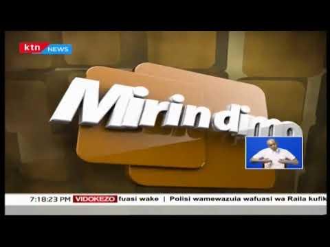 Mirindimo: Mmiliki halisi wa ngoma maarufu ya vindu vichenjanga ni nani?